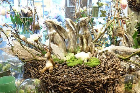 Osterdeko Mit Blumen by Osterdekoration Bei Blumen Bergine Lieblingsstil