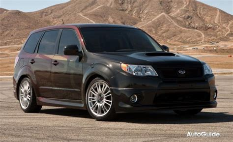 subaru forester xti rumored for production with wrx power