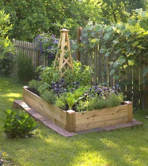 Hochbeet Aus Stein Mit Sitzbank by Hochbeete Ideen F 252 R Ihre Gartengestaltung Im Fr 252 Hling