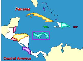 your child learns america map central america countries and capitals free software