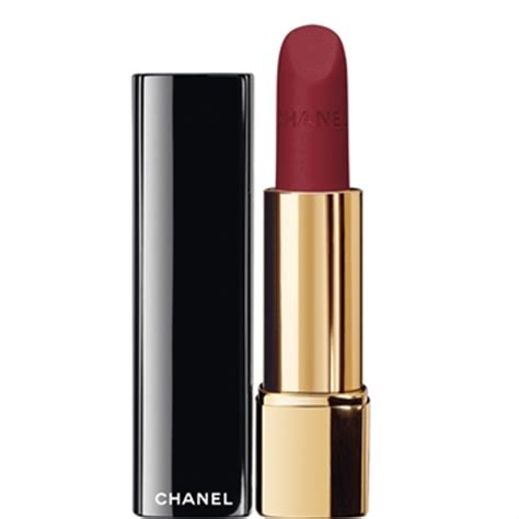 chanel lippenstift matt velvet luminous matte lip colour chanel