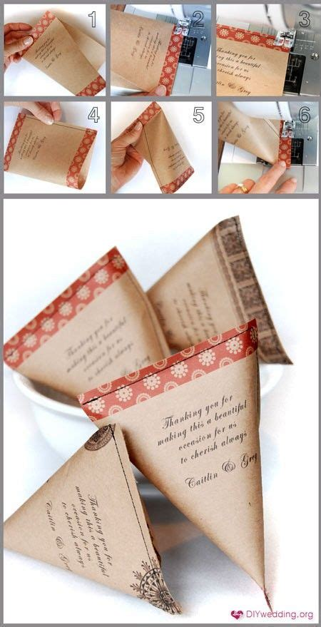 do it yourself wedding favors wedding favors brown paper bags wedding and do it yourself
