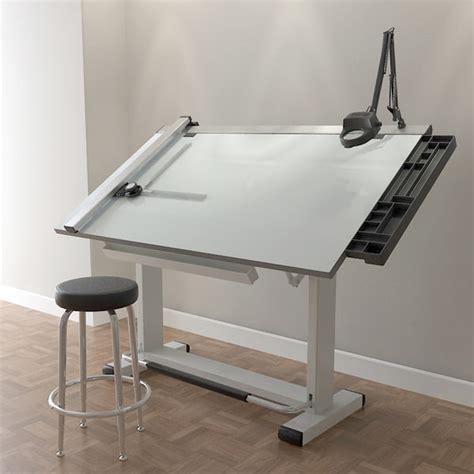 draft tables pro drafting table set 3d model