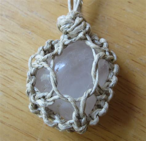 stones to make jewelry how to wrap a with string jewelry tutorial