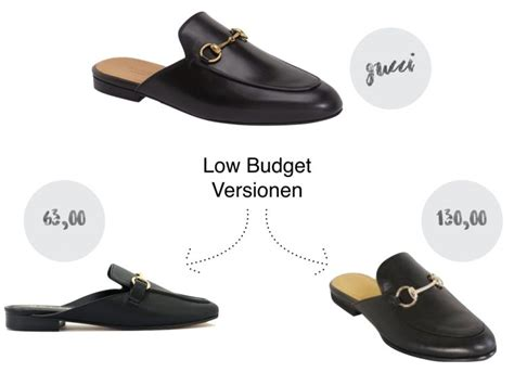 Slipper Import Gucci Lokk Alike fashion archive maison pazi
