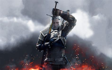 wallpaper 4k the witcher the witcher 3 wild hunt sword of destiny hd games 4k