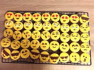 smiley kuchen emojis smileys rezept mit bild pastelera 09