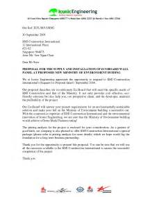 proposal letter sample crna cover letter