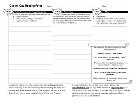 26 communication meeting agenda template manage communications