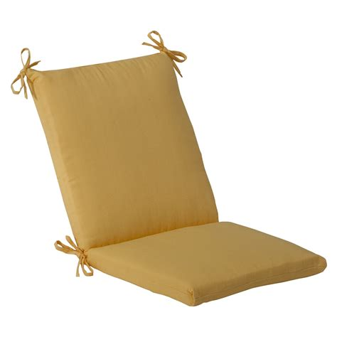 Patio Cushions Yellow Yellow Solid Outdoor Cushion Collection