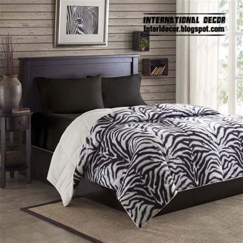 Zebra Print Bedroom Uk The Best Zebra Print Decor Ideas For Interior Designs