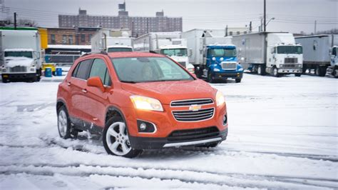 Winters Chevrolet 6 Ways To Use Your Trax This Winter 2016 Chevy Trax