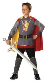 Kids deluxe medieval knight costume costume craze