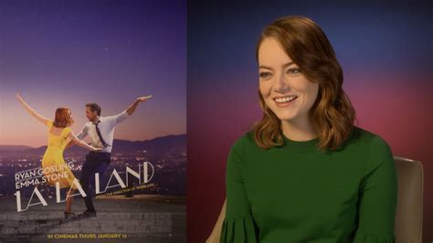 emma stone la la land emma stone la la land interview the journey and the