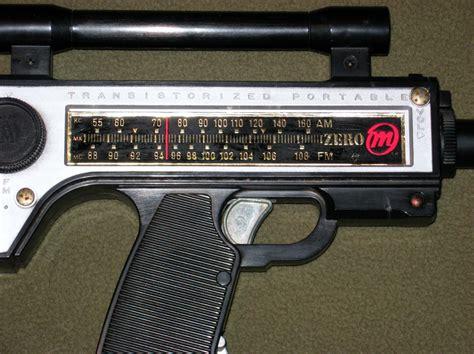 Ordinal Kaos Mission Impossible 04 collectible of the week zero m radio rifle mattel