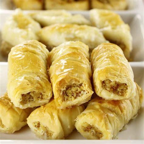 baklava roll recipe www pixshark images galleries with a bite