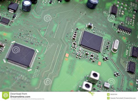 integrated circuit board integrated circuit board stock images image 36520184