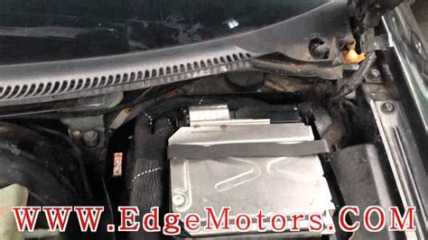 audi  secondary air injection system diagnosis