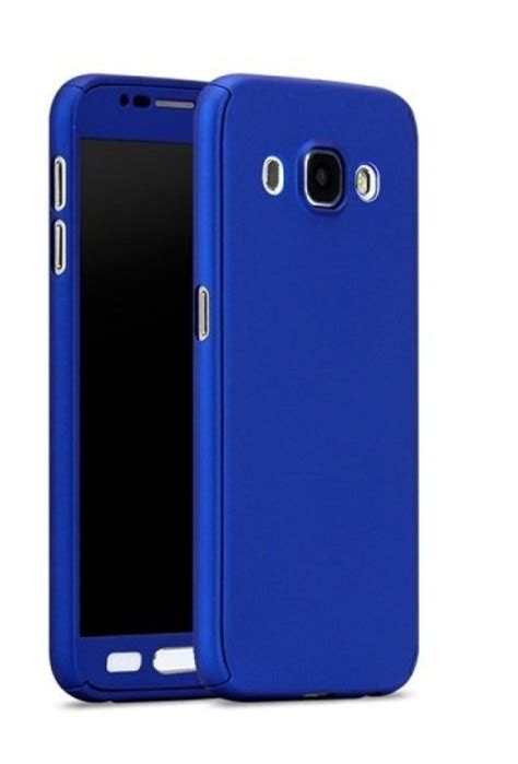 No Ongkir Ipaky 360 Samsung Galaxy J3 2016 Protec samsung galaxy j5 2016 ipaky 360 degree protection blue plastic front back cover