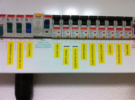 garage consumer unit wiring diagram uk wiring diagram