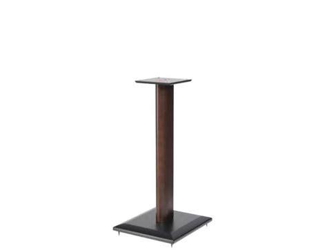 sanus 24 quot series wood pillar bookshelf speaker