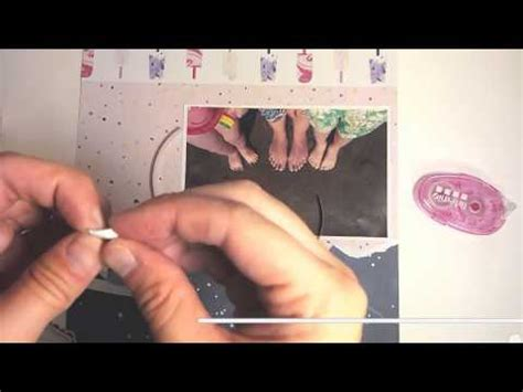 diy layout creator youtube diy scrapbook layout f 225 cil youtube