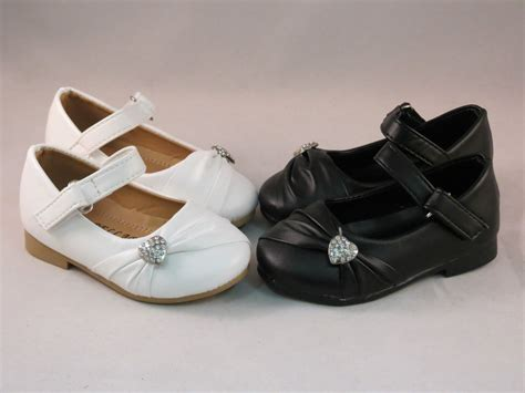 white easter shoes new baby toddler flower dress shoes flats
