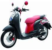 Otomotif New Motorcycle Honda Scoopy