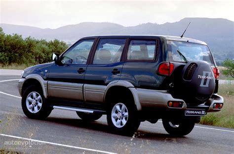 nissan terrano 2002 nissan terrano ii 5 doors specs 2000 2001 2002