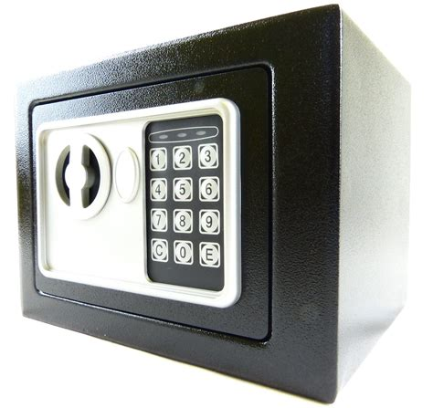 high security home electronic digital safebox jewellery