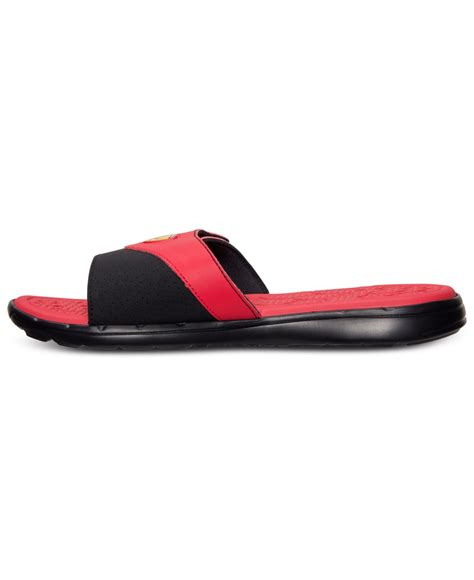 finish line sandals s slide sandals from finish line in