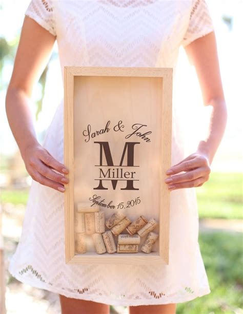 Wedding Hair Accessories Cork by Personalized Wine Cork Keeper Custom Wedding Gift Rustic