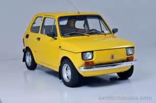 Fiat P Polski Fiat 126p 1976 Sprzedany Gie蛯da Klasyk 243 W