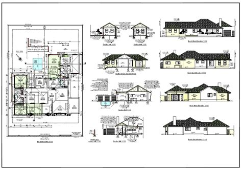 House Plans Architectural Pics Photos Architectural House Plans