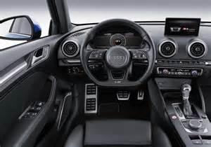 2017 audi s3 sedan specs changes review price news