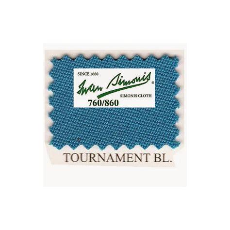 Tapis Billard Simonis by Kit Tapis Simonis 760 7ft Us Tournament Blue Jeux Bmv