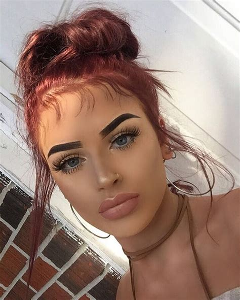 Change Mouth Eyes Hairstyle Effect | 2574 best soft makeup images on pinterest hairstyles