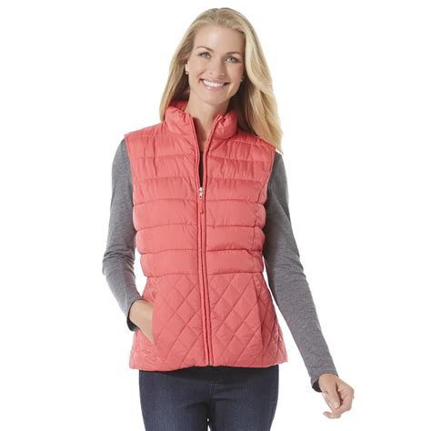 Outdoor Furniture Sale Sears - petite s puffer vest shop stylish outerwear at sears