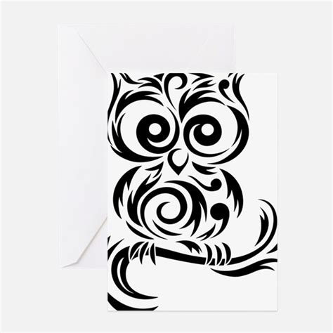 30 tribal owl tattoos ideas