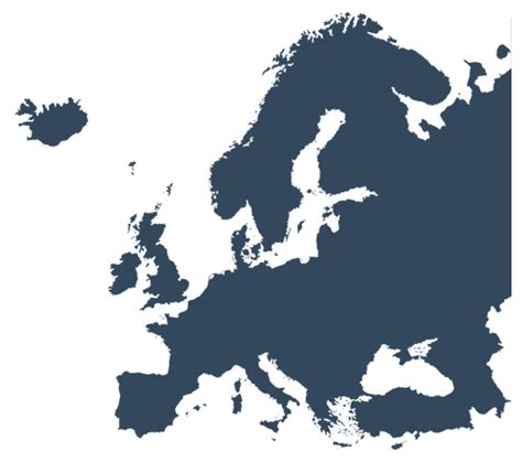 blind map of europe blind map of usa