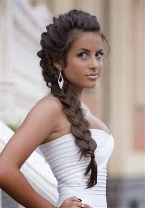 Opsteekkapsels Halflang Haar by Opsteekkapsels Voor Halflang Haar