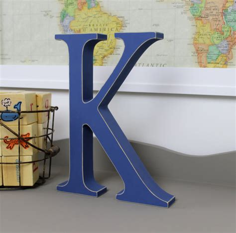 Decorative Letters For Home Free Standing by Wood Letters Free Standing Distressed Wooden By Lightfilled