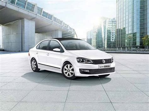 volkswagen vento volkswagen vento preferred edition launched in india