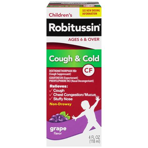 Shopping For Sheets by 49214 Robitussin Dm Cough Syrup 4oz Ndc 0031 8716 12