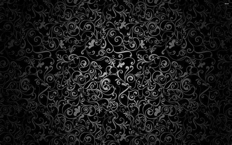 black pattern desktop wallpaper floral pattern wallpaper 1084203