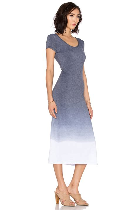 Dress Grace Dress Grace lyst grace tilly midi dress in blue