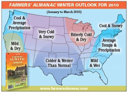 winter 2009 2010 outlook chalk one up for the farmer s almanac dr cane wishcasting death