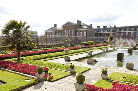 kensington castle kensington palace kensington gardens the royal parks