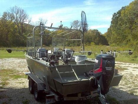 wide aluminum boat deep wide jon boat boats for sale