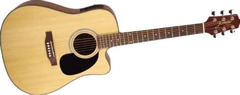 S34cfm Gitar Akustik Elektrik by takamine by takamine es33c acoustic